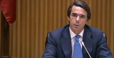 José María Aznar, en imagen de archivo