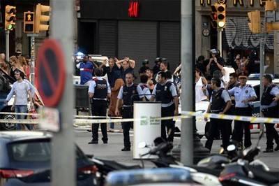 Célula terrorista de Cataluña planeó atentar en Barcelona durante varios días