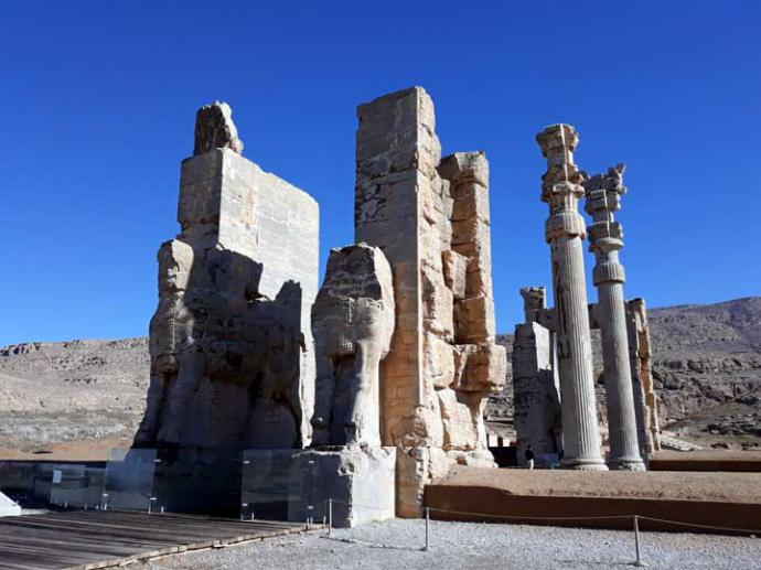 Irán, un lugar por descubrir