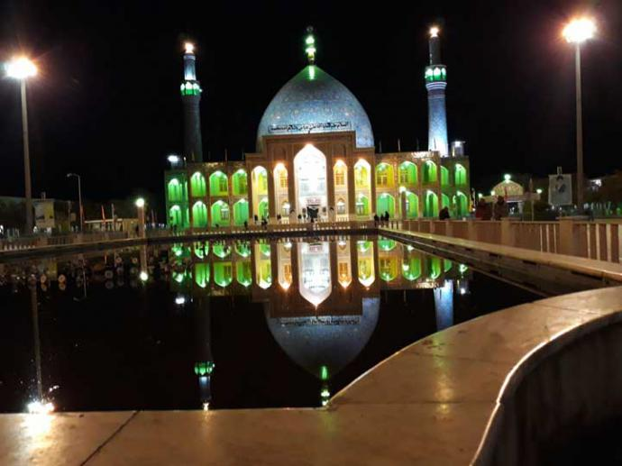 Ciudades de Irán: YADZ