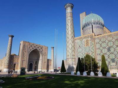 Samarkanda, la joya más preciada de Asia Central