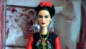Esta es la razón por la que la Barbie de Frida Kahlo no se podrá vender en México