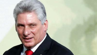 Miguel Díaz-Canel, el nuevo presidente de Cuba que reemplaza a Raúl Castro.