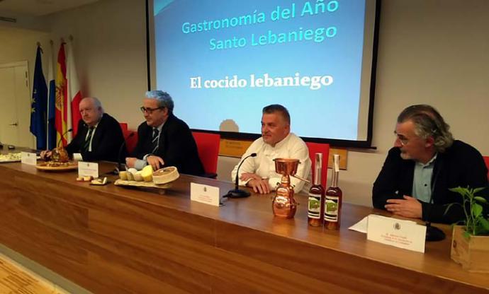 La gastronomía de Liébana, a debate en las Jornadas de Gastronomía y Salud del Colegio de Médicos