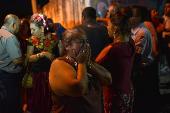 Un grupo armado mata a 13 personas en una fiesta en México
