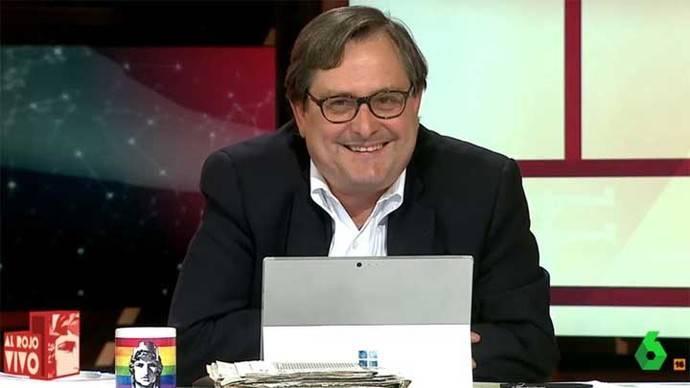 Francisco Marhuenda director del diario conservador 'La Razón'