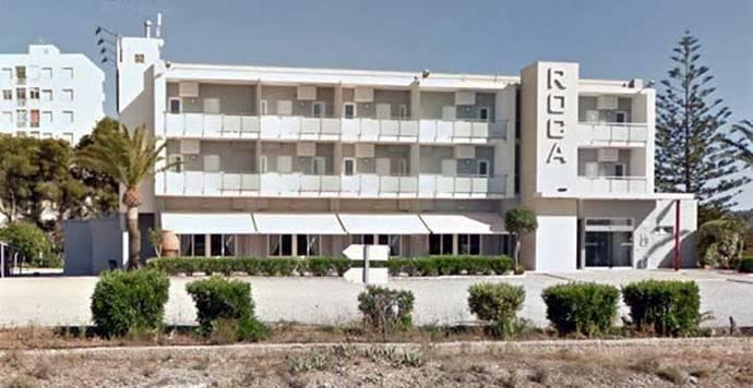 El Hotel Roca de Vinaroz (Castellón) discrimina a las personas minusválidas...