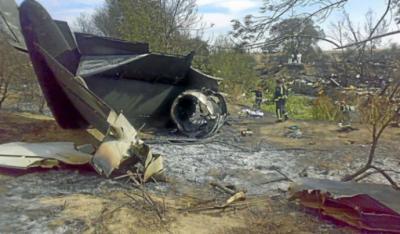 Se cumplen once años del accidente de Spanair, una de las tragedias aéreas más graves en España