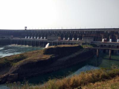 Itaipú, la central hidroeléctrica de mayor producción del mundo