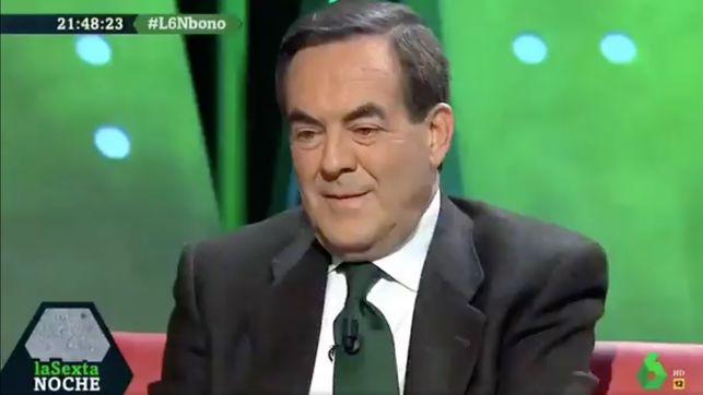 José Bono en laSexta