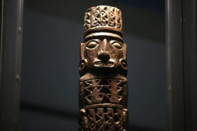 PERÚ: Comprueban que ídolo de Pachacamac pertenece a la época Wari