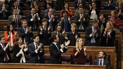La estrategia de oposición de Pablo Casado reabre las tensiones en el PP: FAES vs los barones