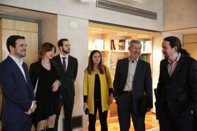 Sociedad civil, independientes y cuadros políticos: el segundo escalón de los ministerios de Unidas Podemos