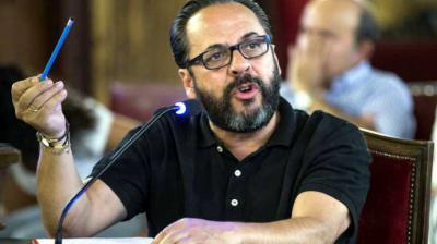 'El Bigotes' apunta al marido de Cospedal: 'Venía a soltar 'el mondongo' y no le he visto en ningún banquillo'