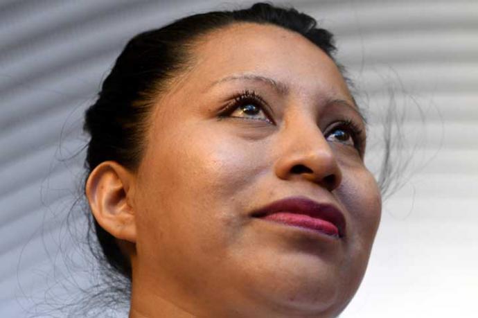 Teodora Vásquez, la mujer que fue condenada por abortar, habla de sus 11 años en prisión