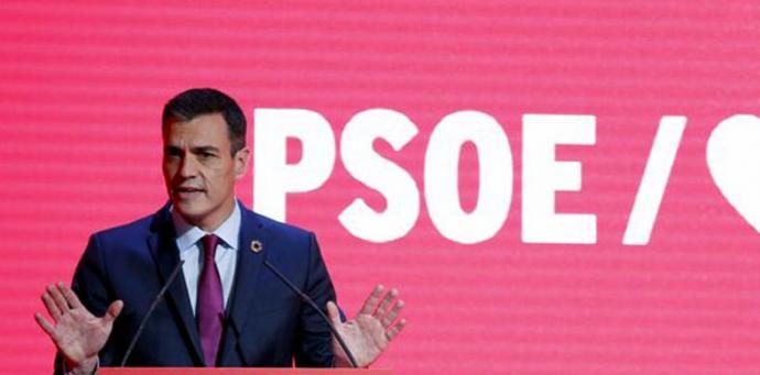 """El PSOE presenta el lema de su precampaña con la apuesta por """"una España en la que cabemos todos"""""""