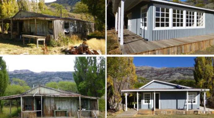 """En Parque Nacional Patagonia inauguran """"Casa Museo Lucas Bridges"""""""