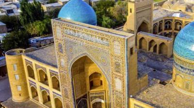 Uzbekistán y La Ruta de la Seda