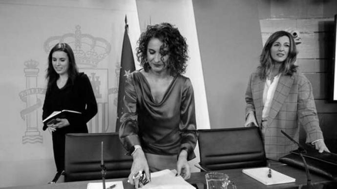 La reforma penal en la ley de libertad sexual abre un conflicto en el Gobierno de coalición