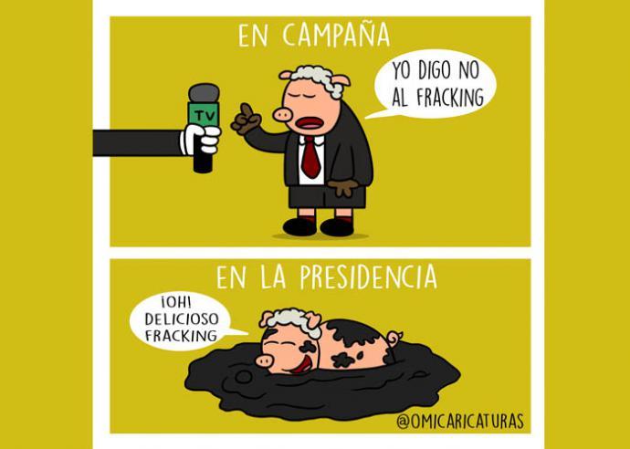 El Fracking en Colombia: La batalla continúa…
