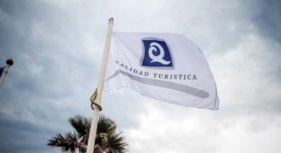 Un total de 272 playas españolas y 24 puertos deportivos obtienen la Bandera Q de Calidad