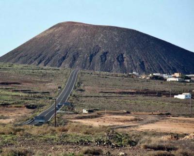 Montaña mágica de Tindaya en Fuerteventura