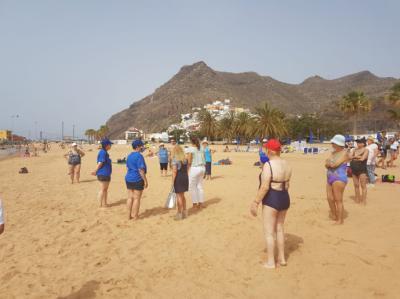 Santa Cruz de Tenerife retoma las actividades del proyecto de Bienestar Integral de Mayores
