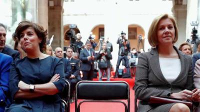 El PP tiene dos semanas para reducir de seis a dos los candidatos para suceder a Rajoy en la Presidencia del partido