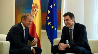 Consejo Europeo propone centros para clasificar a inmigrantes fuera de UE