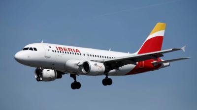 El transporte aéreo sería el último en recuperarse... imagen de referencia)