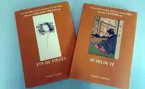 """Verónica Aranda, premio Leonor de Poesía 2020 de la Diputación de Soria, por su libro de poemas """"Humo de té"""""""