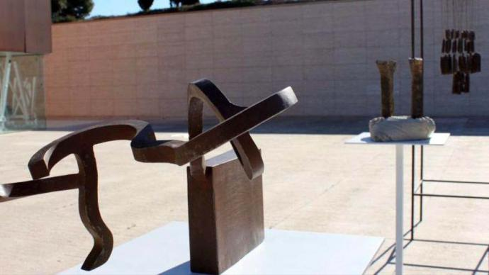 """FRUTOS MARÍA: """"Mi obra escultórica es completamente emocional y personal, plasmando en cada pieza parte de mis vivencias"""""""