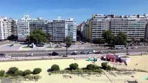 Sector residencial de Pocitos