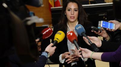 La procuradora María MonteroEFE