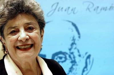 Clarivel Alegría, poeta nicaragüense, XXVI Premio Reina Sofía de Poesía Iberoamericana