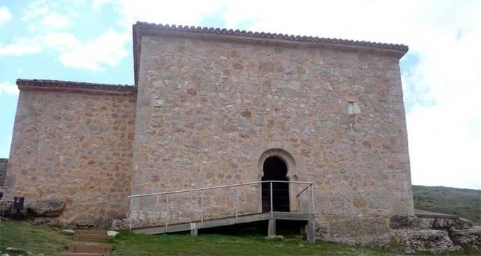 """La Ermita de San Baudelio de Berlanga, la """"Capilla Sixtina"""" del arte mozárabe"""