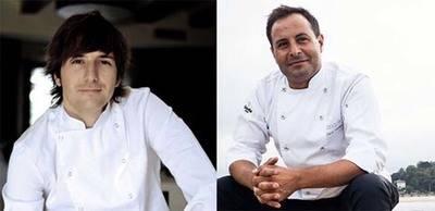 """Los chefs Oscar Calleja y Sergio Bastard ofrecen un """"Menú a 4 manos"""""""