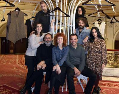 """El Teatro Arriaga de Bilbao lleva a escena """"Tiempos Mezquinos"""""""