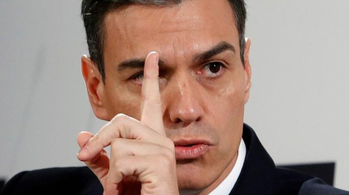 Sánchez cambia de mensaje y reconoce que sin presupuestos su vocación de agotar la legislatura 'se acorta'