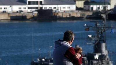 Extreman búsqueda del submarino argentino tras detectar nuevas señales