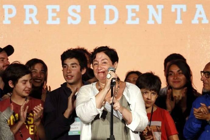 La periodista Beatriz Sánchez