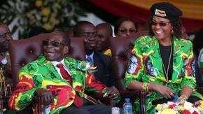 Grace Mugabe, la primera dama que impidió al esposo gobernar hasta los 100