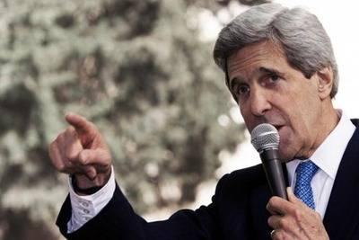 El exsecretario de Estado norteamericano John Kerry