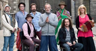 El folk fusión de Kíla encabeza el cartel del XV Irish Fleadh