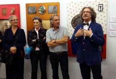 Pedro José Pradillo presentó su Ecce–Homo