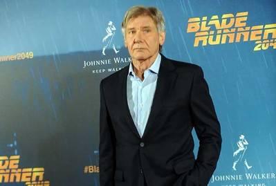 Harrison Ford, Ryan Gosling y Ana de Armas presentan 'Blade runner 2049' en Madrid