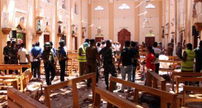 Atentado en Sri Lanka: balance de muertos aumenta a 207. Tres detenidos por las autoridades