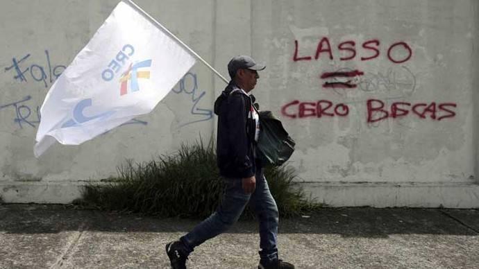 Al menos 31 personas mueren por lluvias en Ecuador