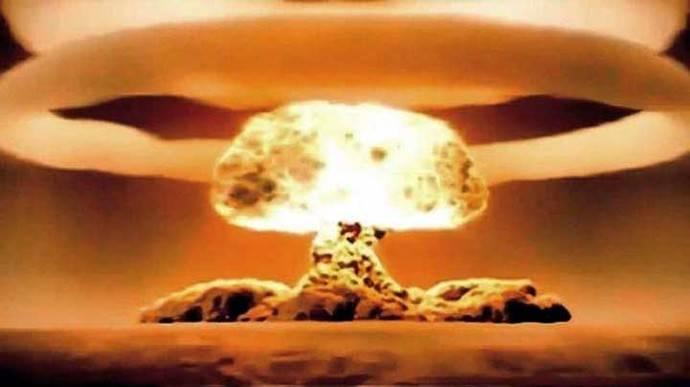 La Bomba H es el arma más poderosa actualmente disponible en el planeta. Corea del Norte asegura tenerla.