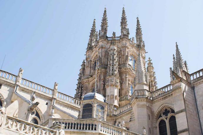 Año tras año se suman cientos de peregrinos a la peregrinación al Camino de Santiago